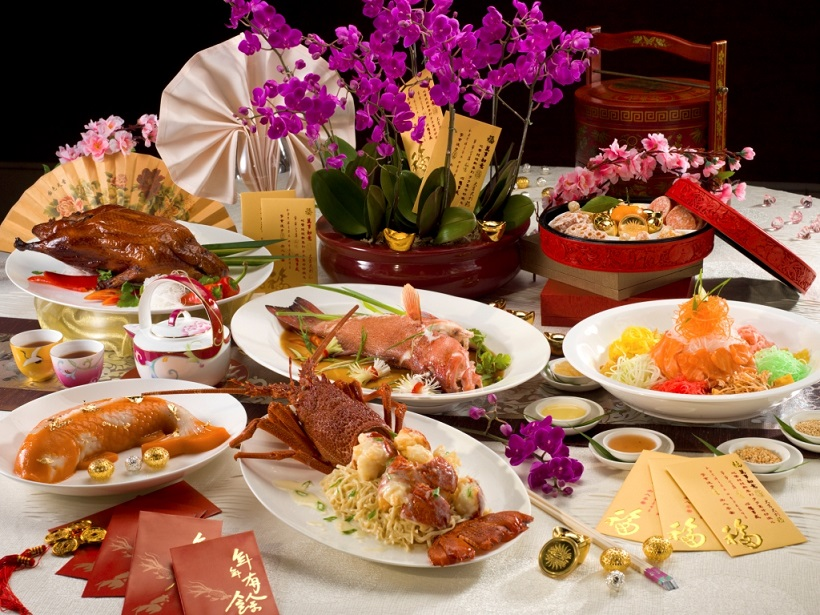 Sands Resorts Cotai Strip Macao and Sands Macao Welcome the Year of the Monkey with Sumptuous Fare